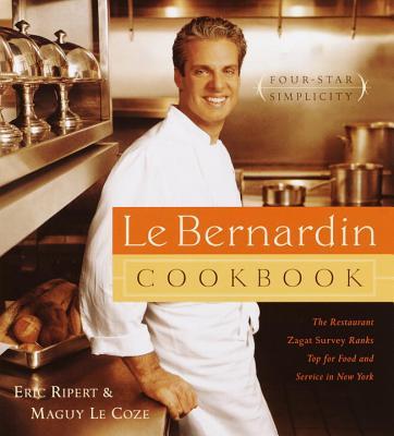 Le Bernardin Cook Book By Lecoze, Maguy/ Ripert, Eric